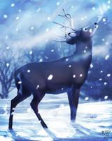 Big Buck - Standing Tall by Kairi292