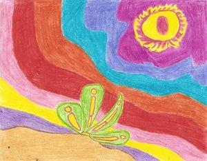 Acid Desert by PsychedelicTreasures