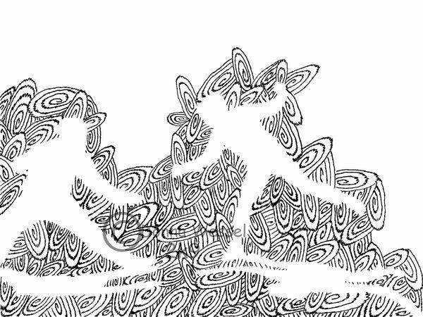 Fencers En Garde and Ready? by PsychedelicTreasures