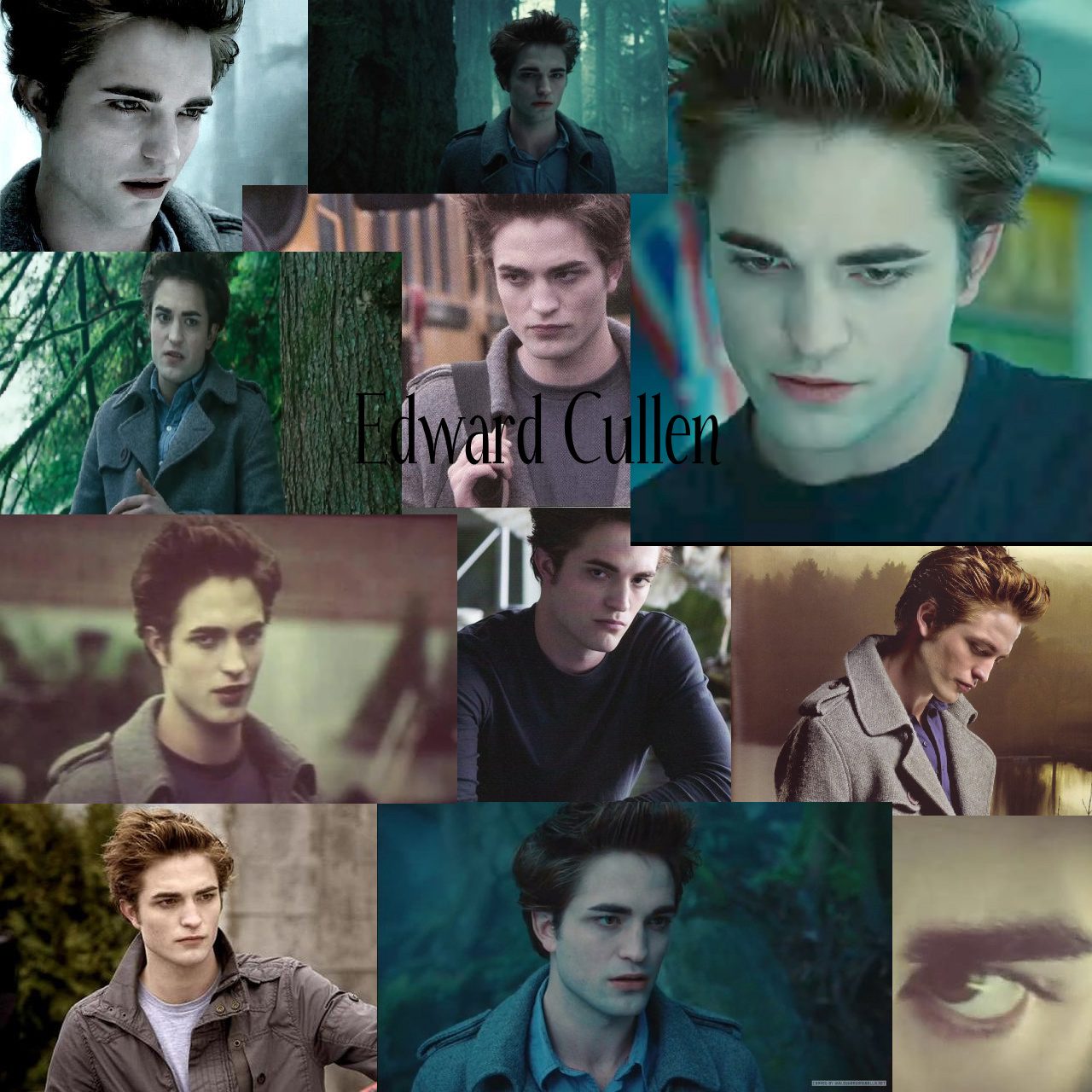 Twilight Edward Cullen Wallpaper