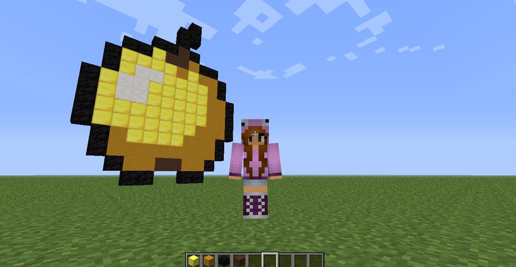 Minecraft Golden Apple Wallpaper Minecraft - Golden App...