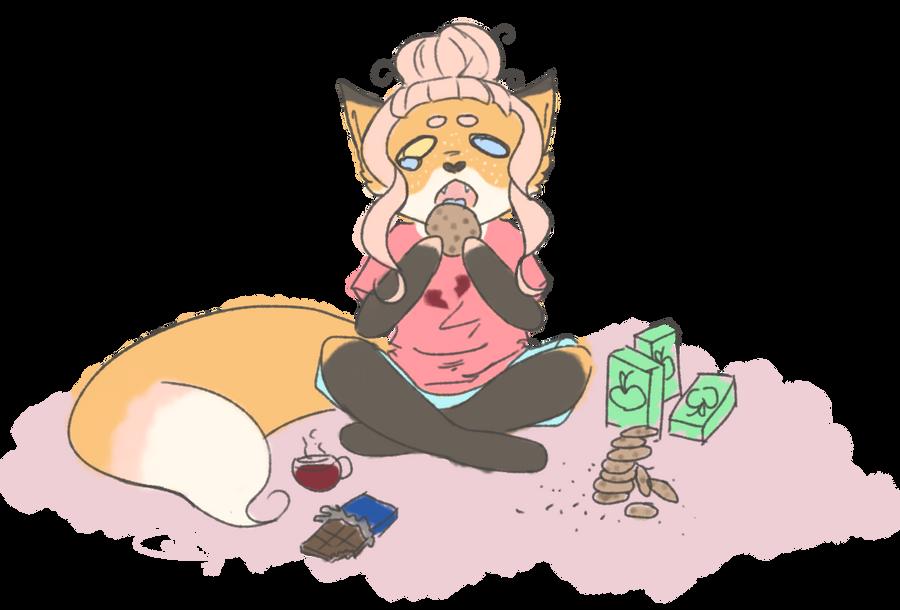 Stress Eater