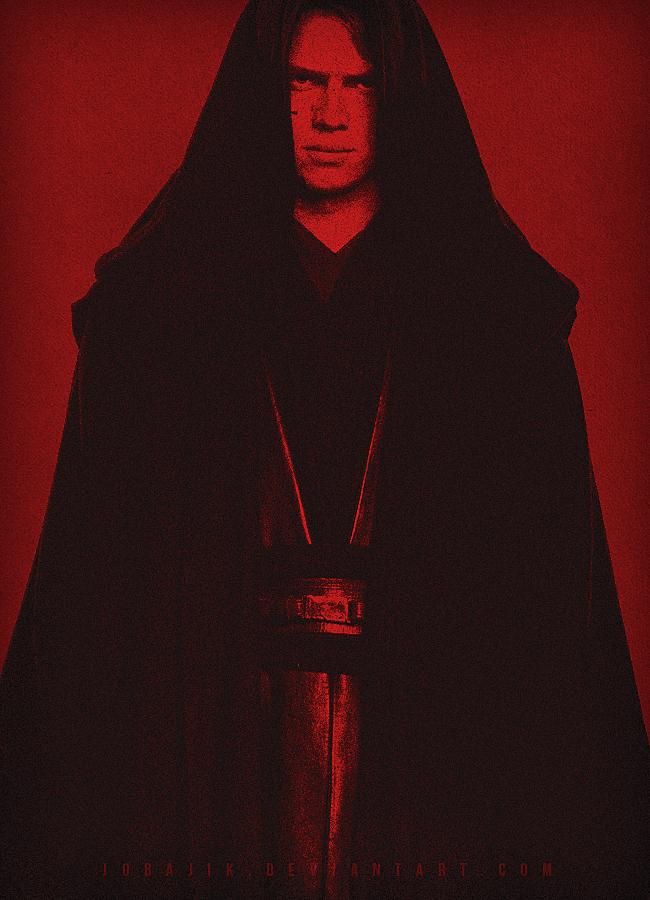 Anakin Skywalker By Jobajik