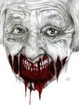 Grandma Zombie