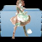 Maid Japan Folder