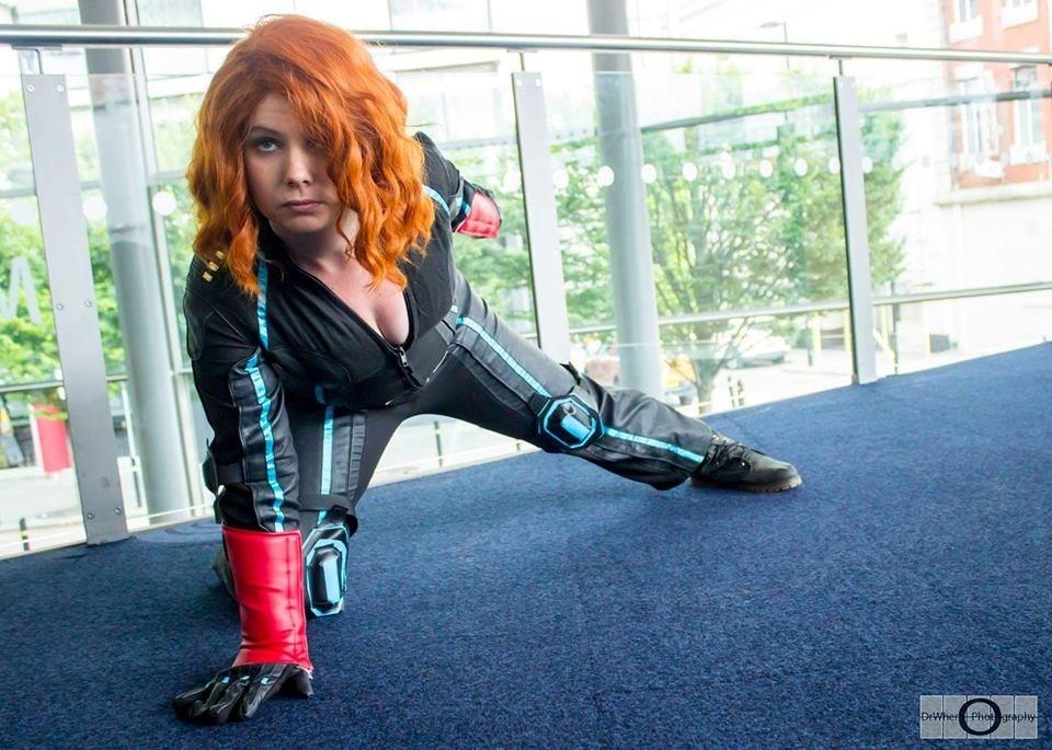 Black Widow Age Of Ultron By Kittymichaels On Deviantart