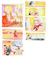 Une lilliputiene rouge.twenty two by daichikawacemi