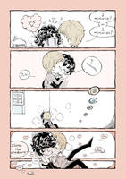 221B my sweet home--20minutes more please..3 by daichikawacemi