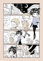 221B my sweet home-falling1 by daichikawacemi