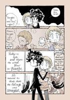 221B my sweet home-falling14 by daichikawacemi