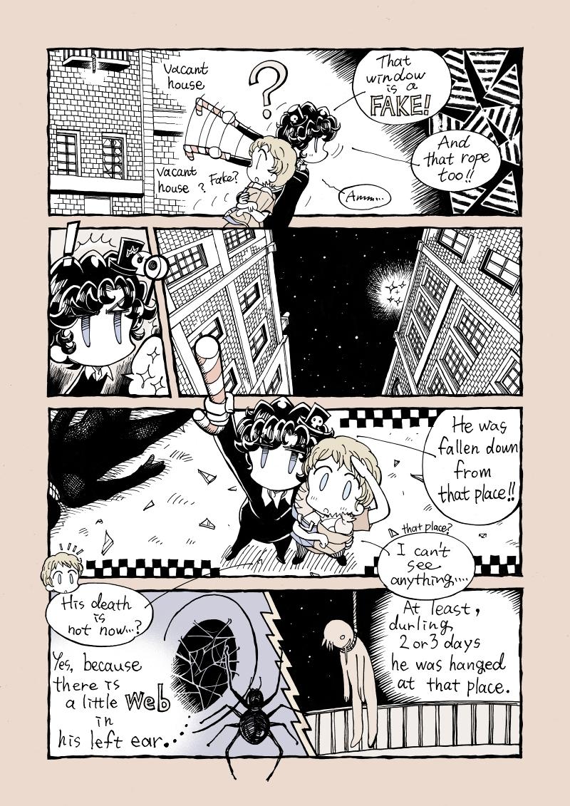 221B my sweet home-falling15 by daichikawacemi