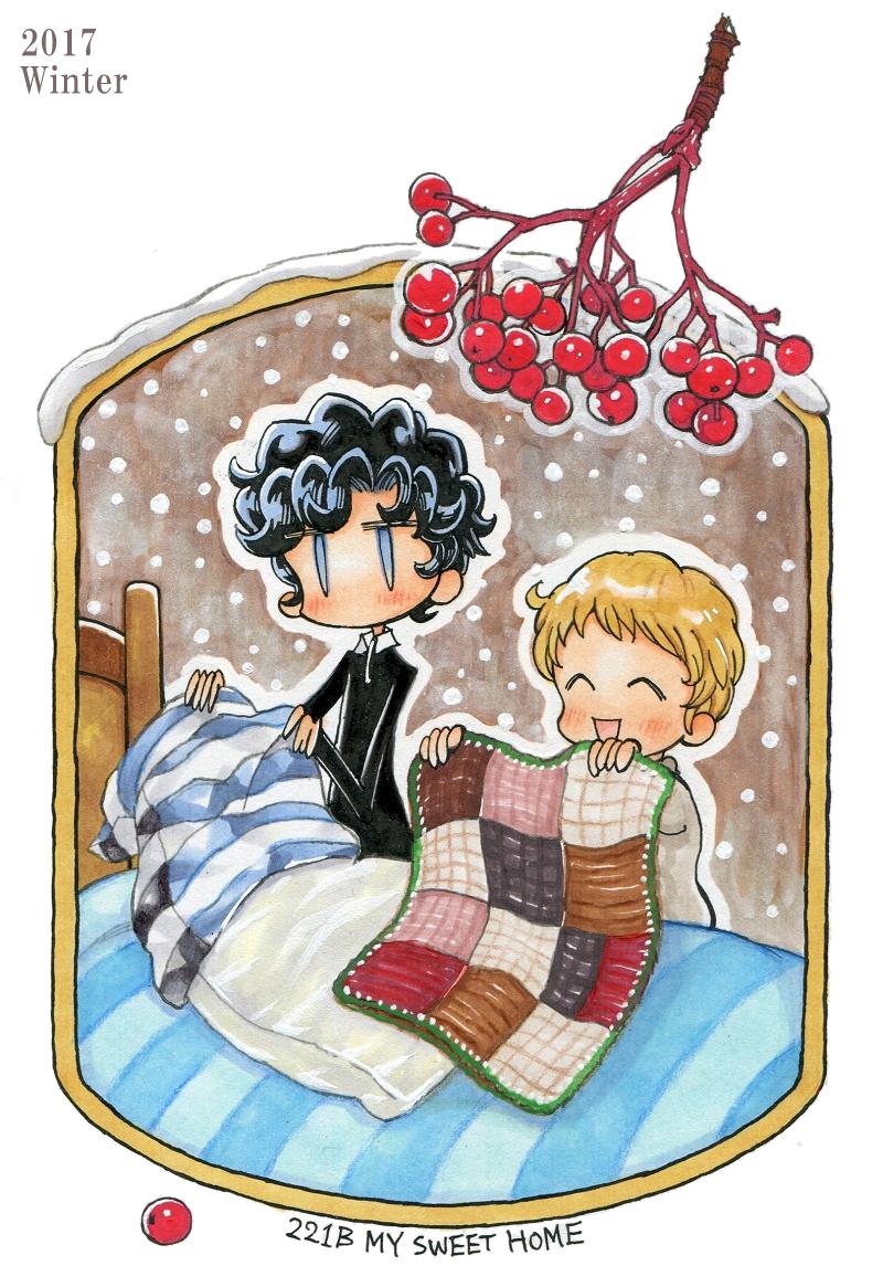 Preparing for Winter by daichikawacemi