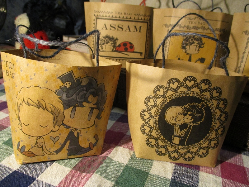 SHERLOCK and JOHN tea bag sack1 by daichikawacemi
