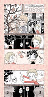 221B MY SWEET HOME-Easter 2018 by daichikawacemi