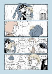 221B MY SWEET HOME-rainyday by daichikawacemi