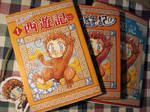A l'Ouest! SAIYUKI books! by daichikawacemi