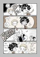 221B MY SWEET HOME-bless you! by daichikawacemi