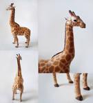 Giraffe Statuette