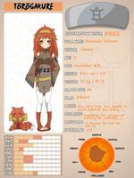 Torogakure Member Profile: Himawari Kitsune by cixu