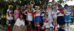 Florida Anime Experience: Sailor Moon