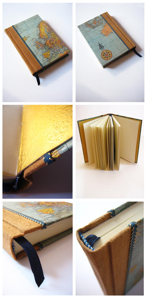 Selfmade book for Chala by Himbeerschnee