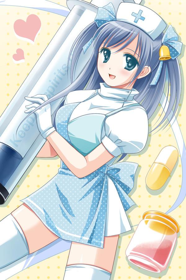 nurse by Masakinem