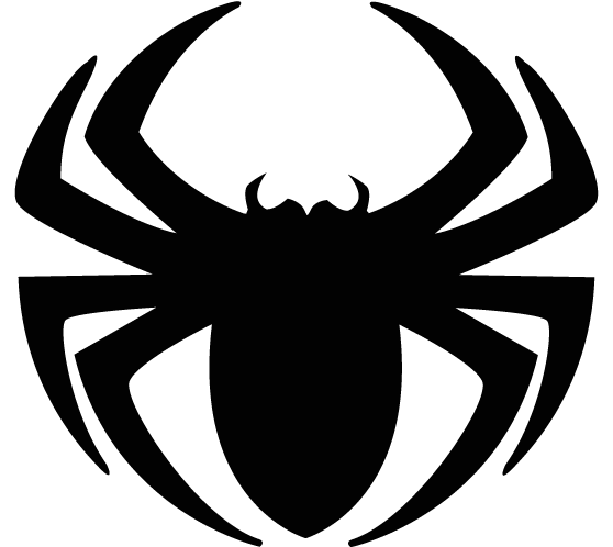 spider man logo by strongcactus on deviantart rh strongcactus deviantart com The Amazing Spider-Man 2 Logo Spider-Man Spider Logo Old
