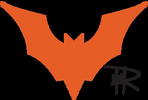 52 Batman Beyond Logo by strongcactus