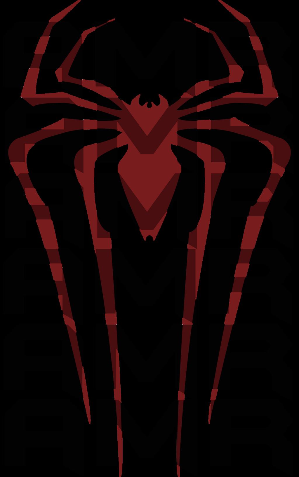 Spiderman back spider logo - photo#20