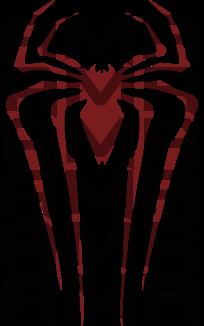 The Amazing Spiderman 2 Back logo by strongcactus