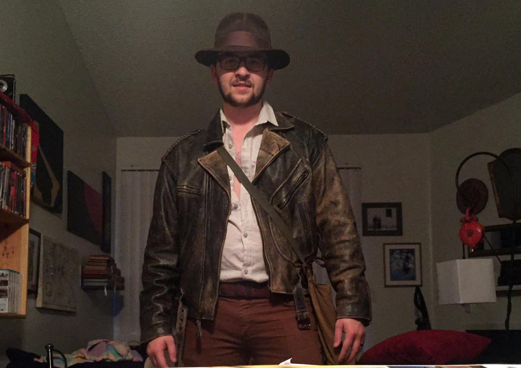 Indiana Jones Costume by strongcactus ...  sc 1 st  DeviantArt & Indiana Jones Costume by strongcactus on DeviantArt