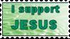 I Support Jesus