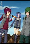 Fourth Shinobi World War ~Team Seventeen