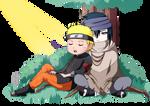 .:NaruSasu:. Some things never change