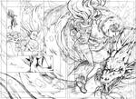 Bakemono - Pagina doble