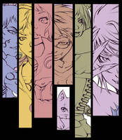 Preview fanart about The Mortal Instruments by xiannustudio