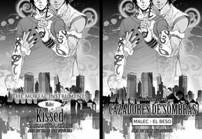 Malec Comic Preview Covers by xiannustudio