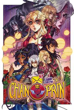 ChanPrin - Cover - Tomo 3