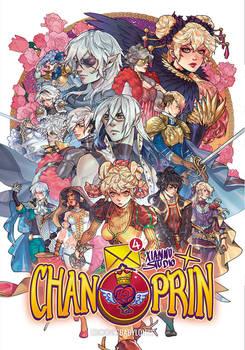 ChanPrin - Cover - Tomo 4