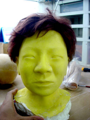 chinese head 1