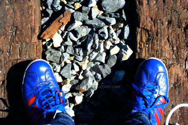 shoes.self portrait.