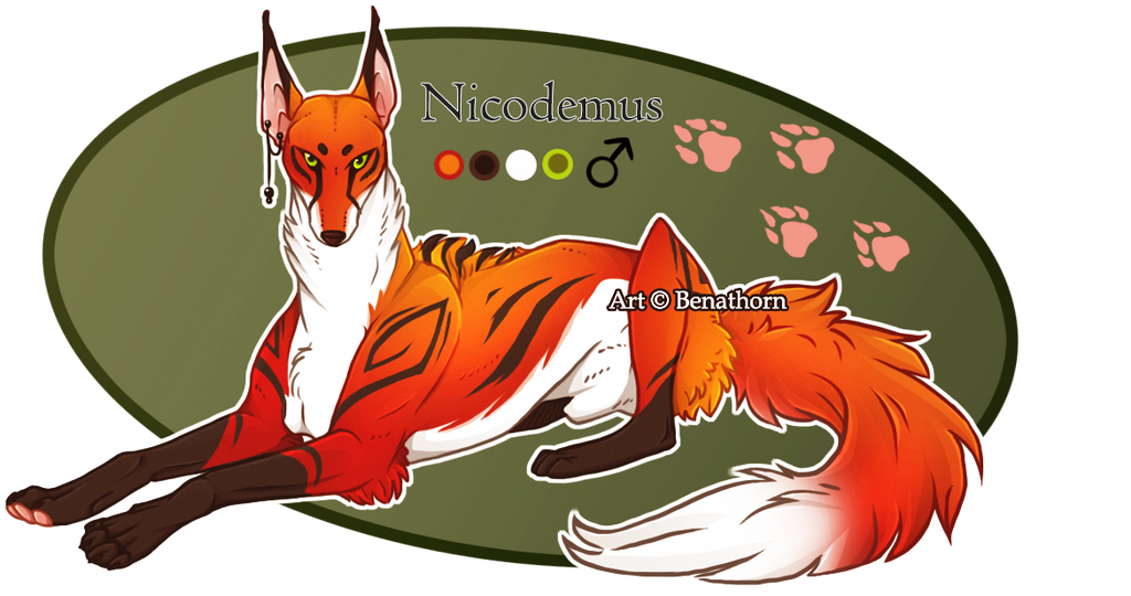 Feral Jader: Nicodemus  [Auction- CLOSED]
