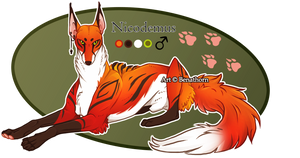 Feral Jader: Nicodemus  [Auction- CLOSED]