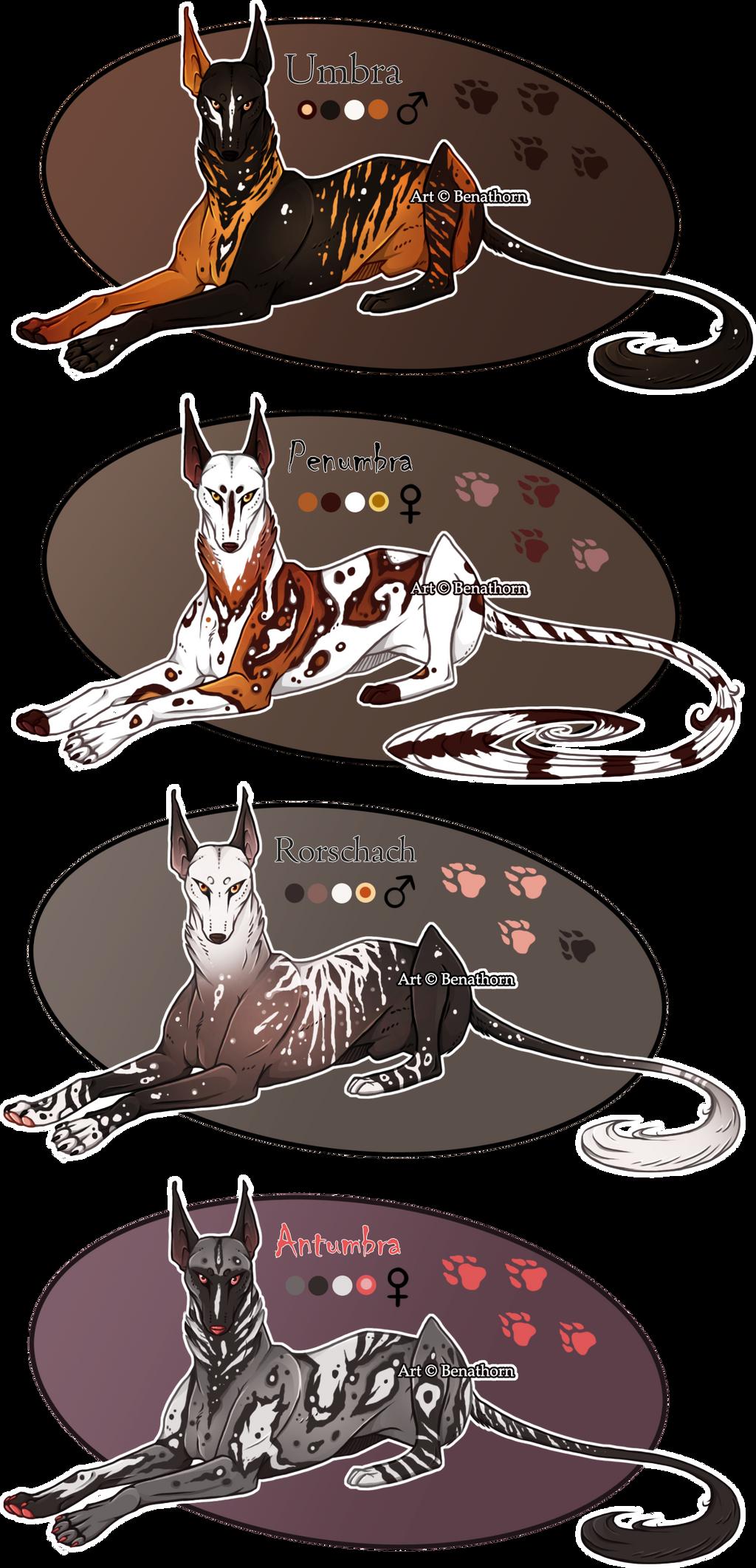 Grim x Runic Jader Breeding