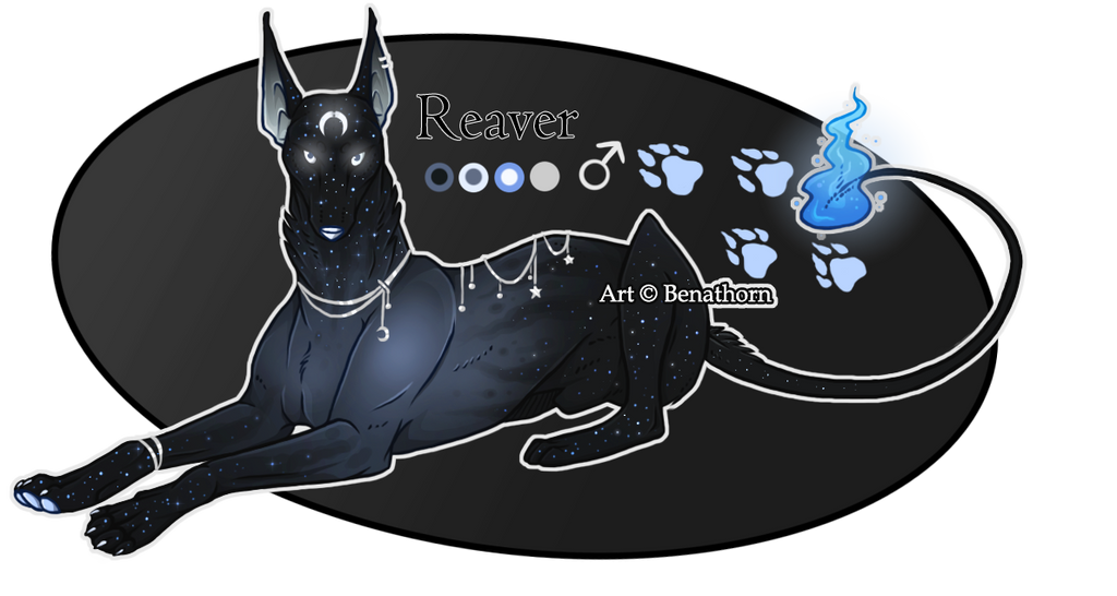 Imperial Jader- Reaver [Auction- CLOSED]