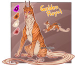 Feral Jader: Golden Royal [Auction- CLOSED]