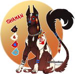 Feral Jader: Shaman [Auction- CLOSED]