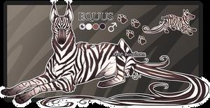Feral Jader: Equus [Auction- CLOSED]