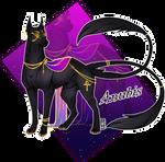 Imperial Jader- Anubis (Mascot)