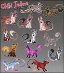 Chibi Jaders: Batch 4